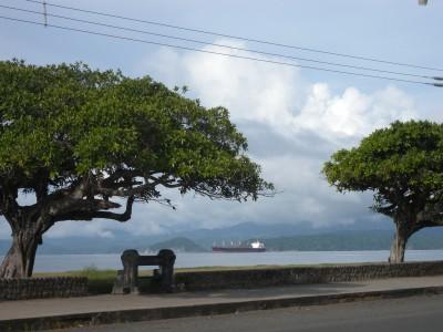 Puntarenas från sin vackra sida