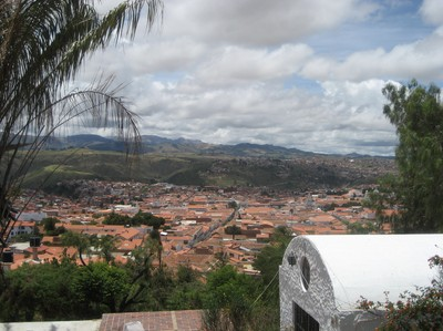 Sucre view point