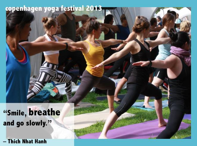 Some firey memories from this summer's yoga festival