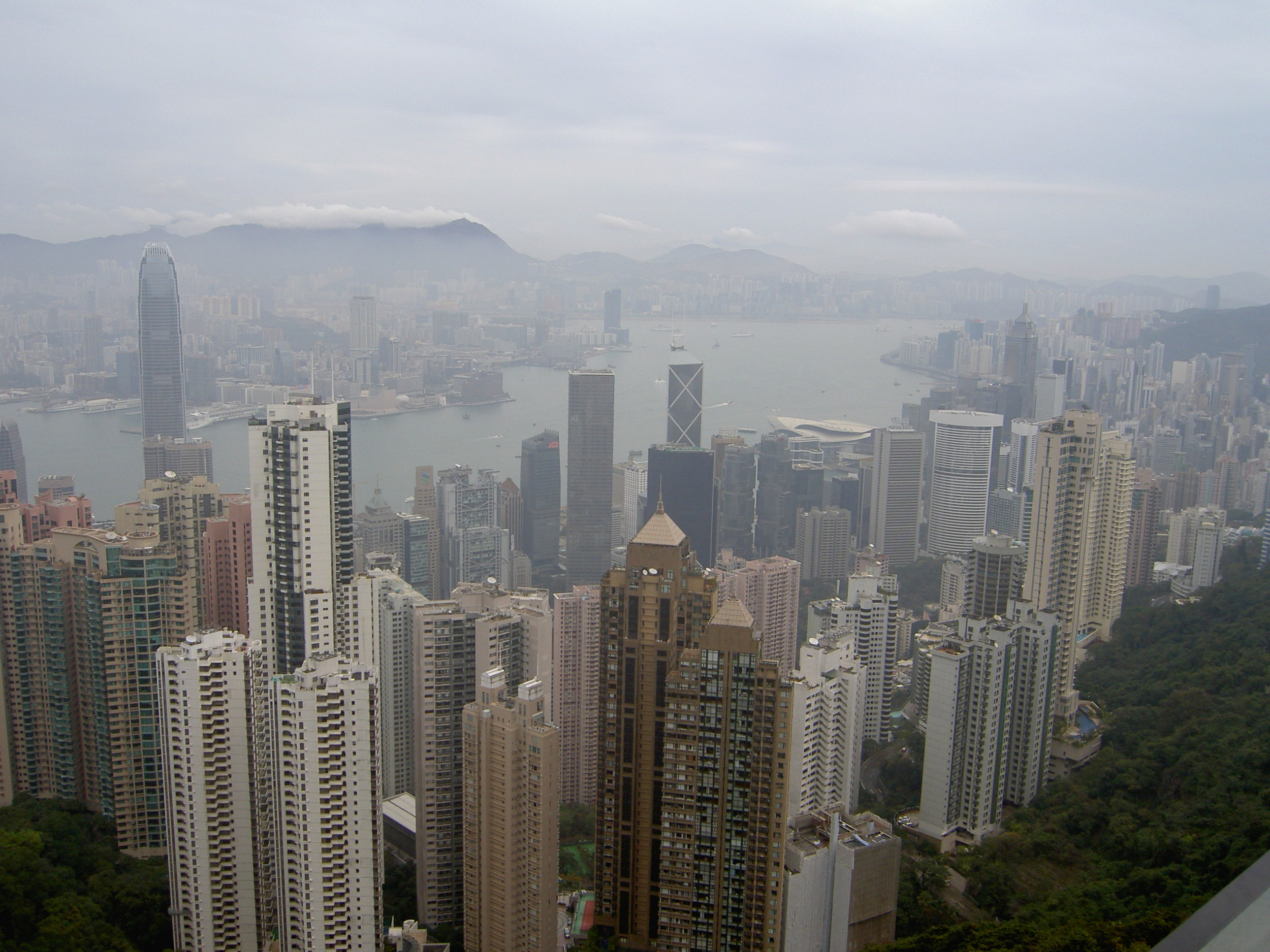 View Point: The Peak