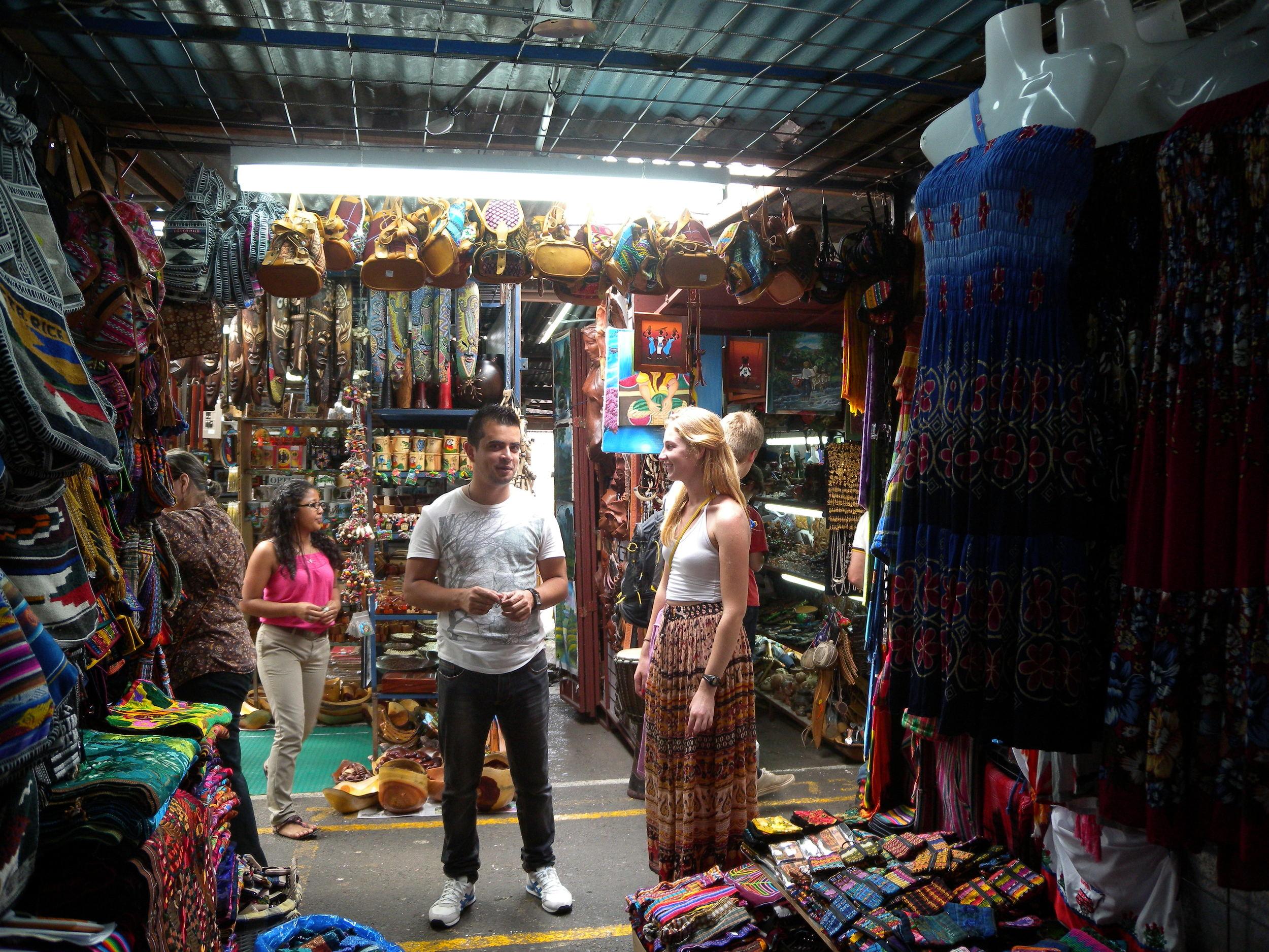 Mercado de Artesanias San José