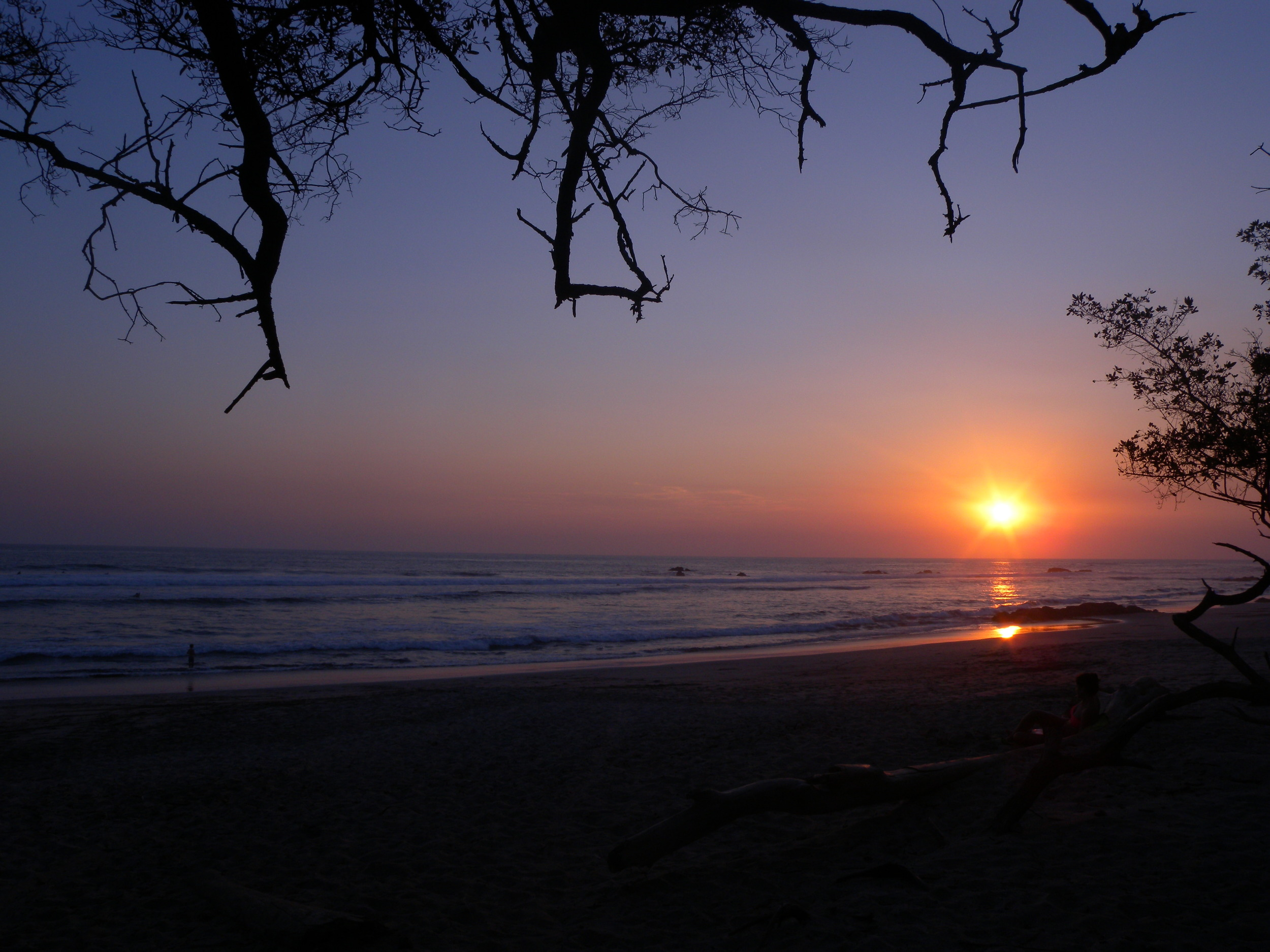 Sunset Playa Negra, Guanacaste, Costa Rica