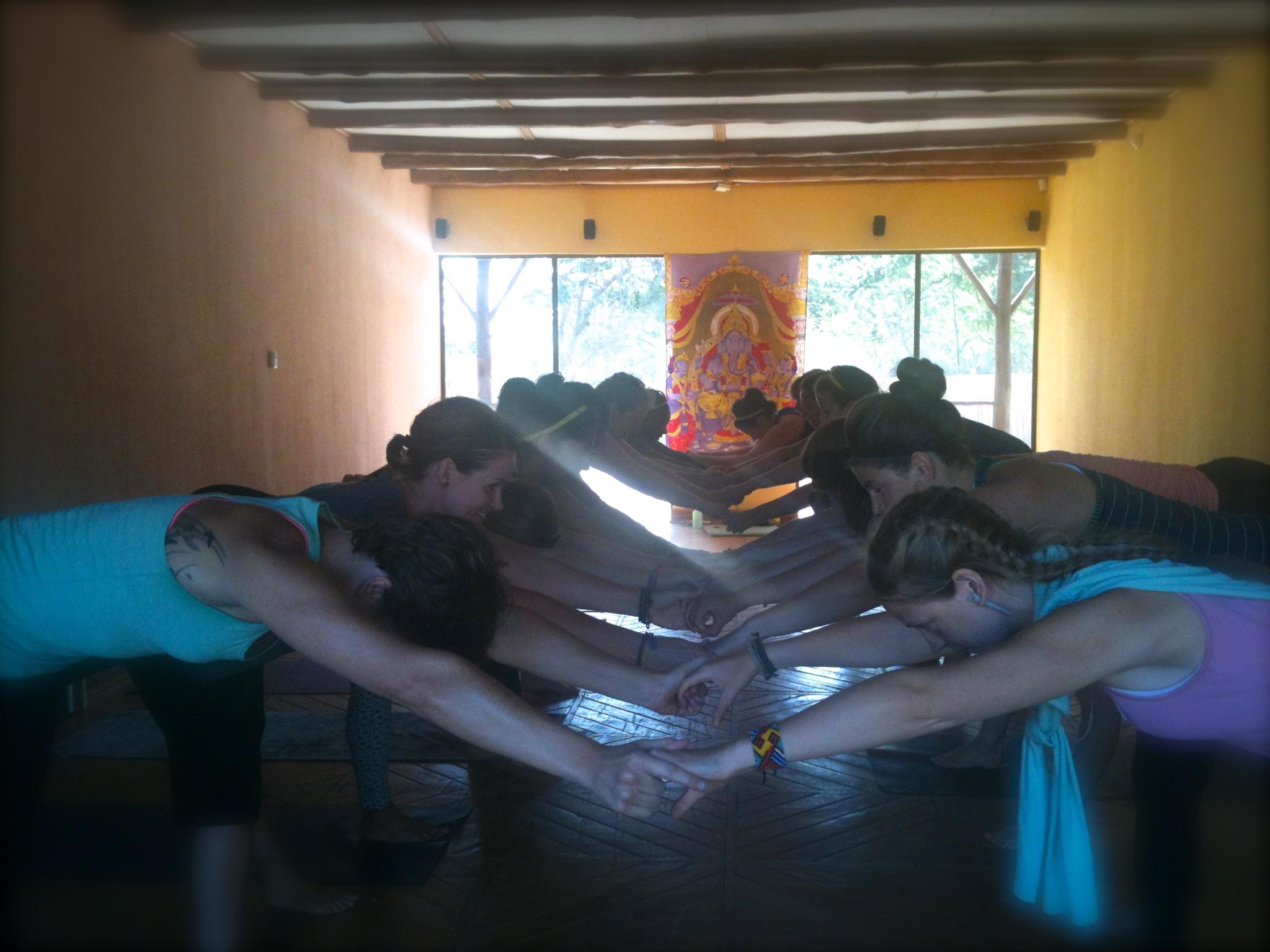 Yoga in Tamarindo with Drishti Yoga Teacher Training, Costa RIca.