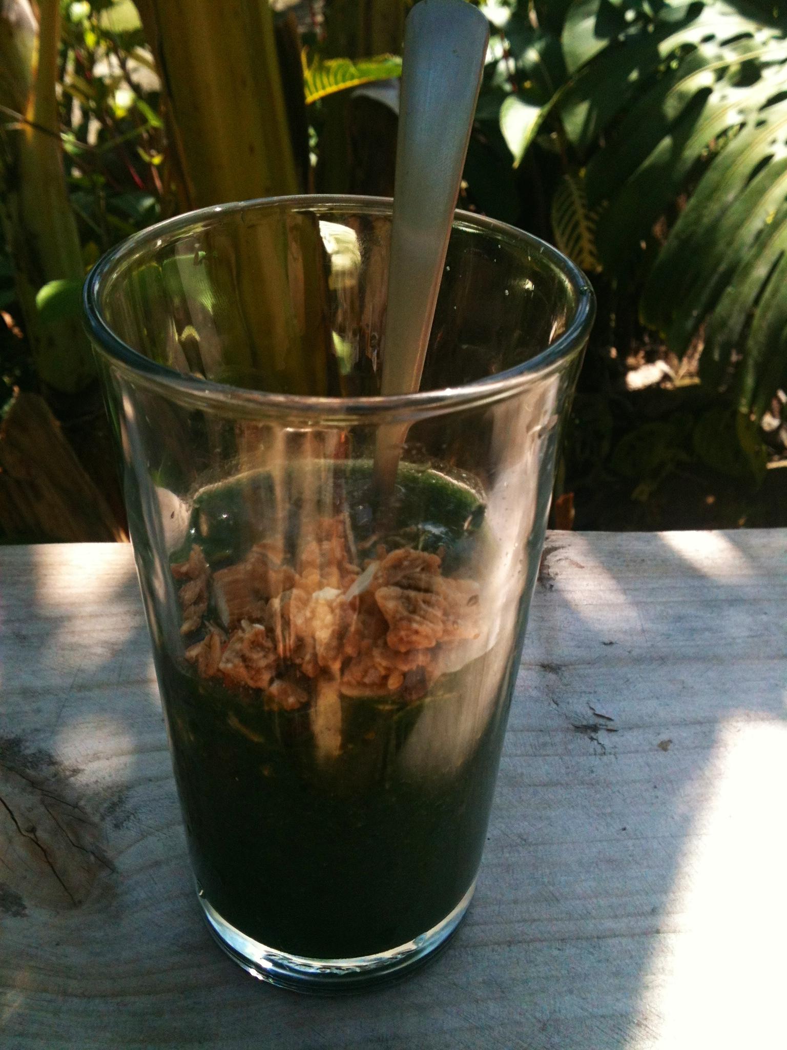 junlge green smoothie