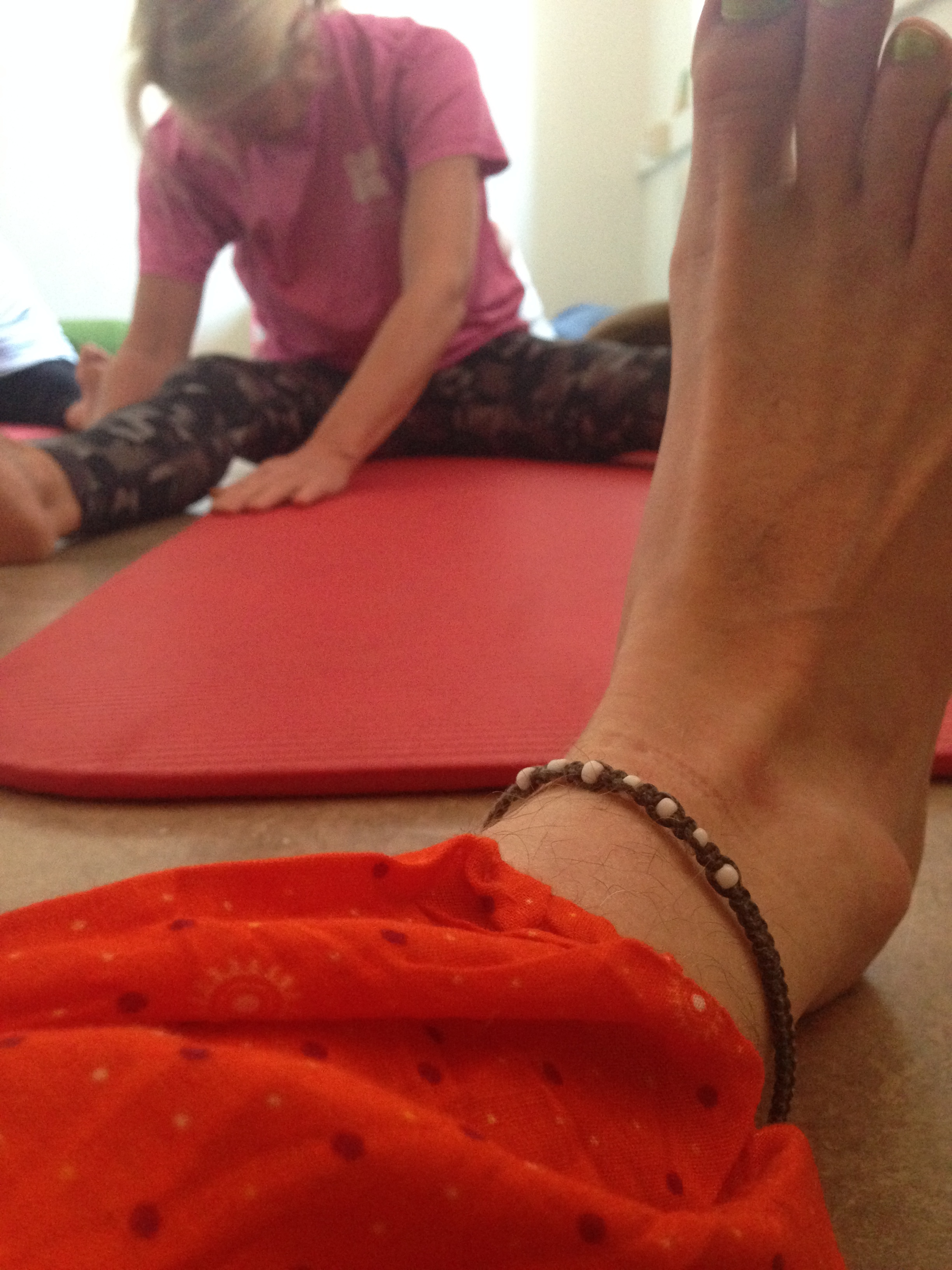 Yin Yoga: Dragonfly (lateral)