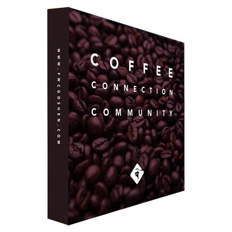 FAMILY WORSHIP CENTER - COFFEE DISPLAY