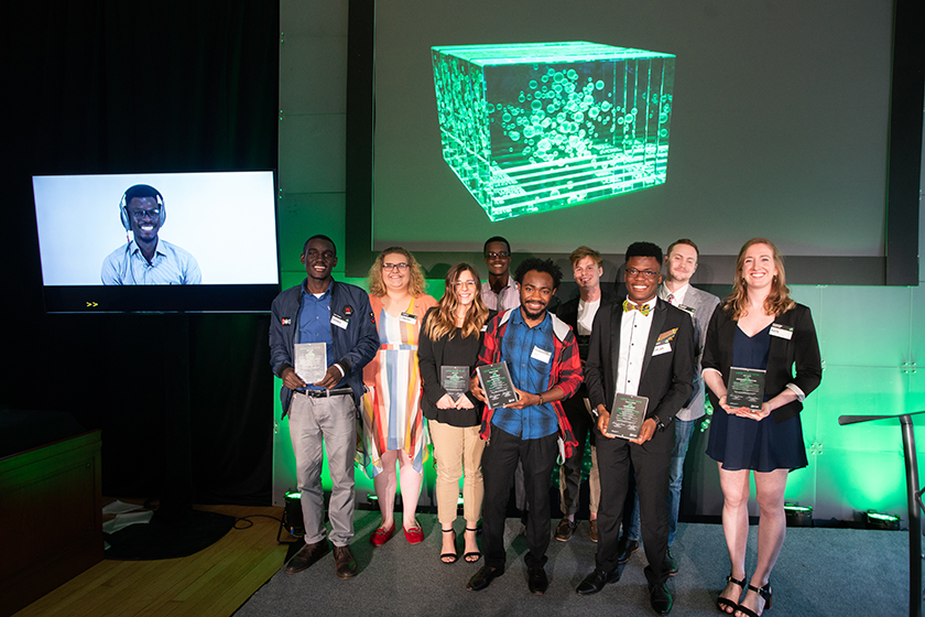 Winners of Wege Prize 2019