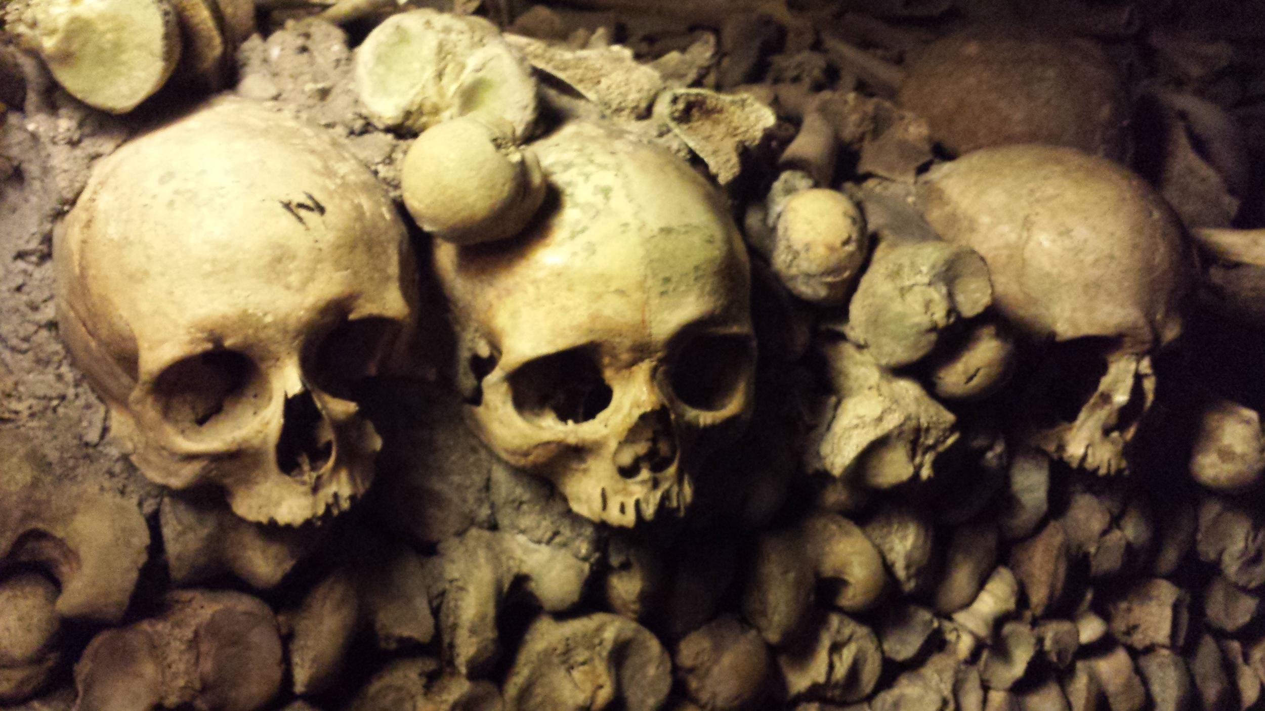 Les Catacombs du Paris