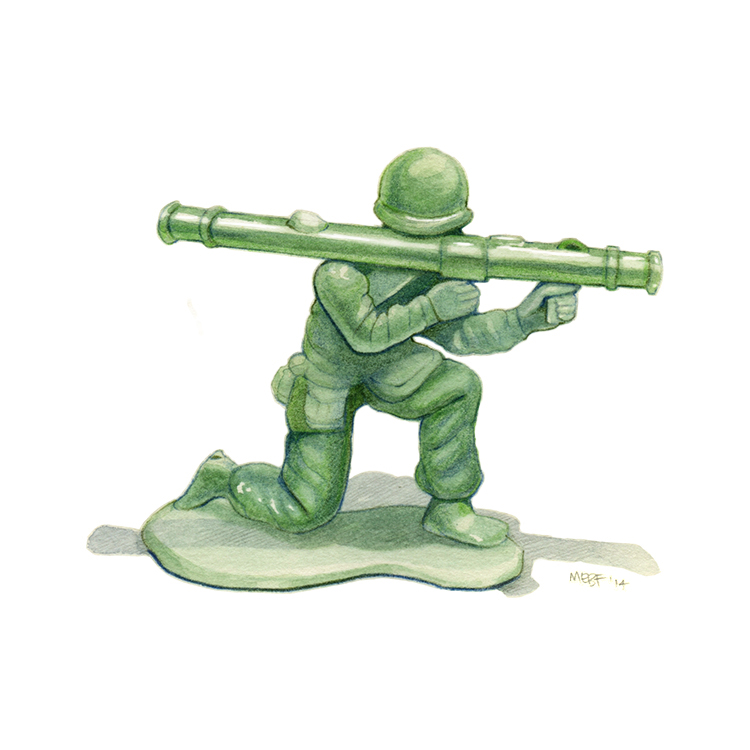 Army Man - SOLD