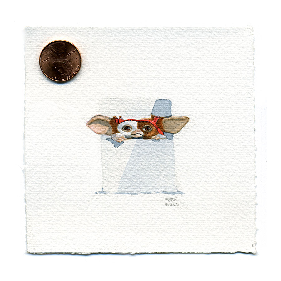 Suggested by Jaime Checolo | Watercolor