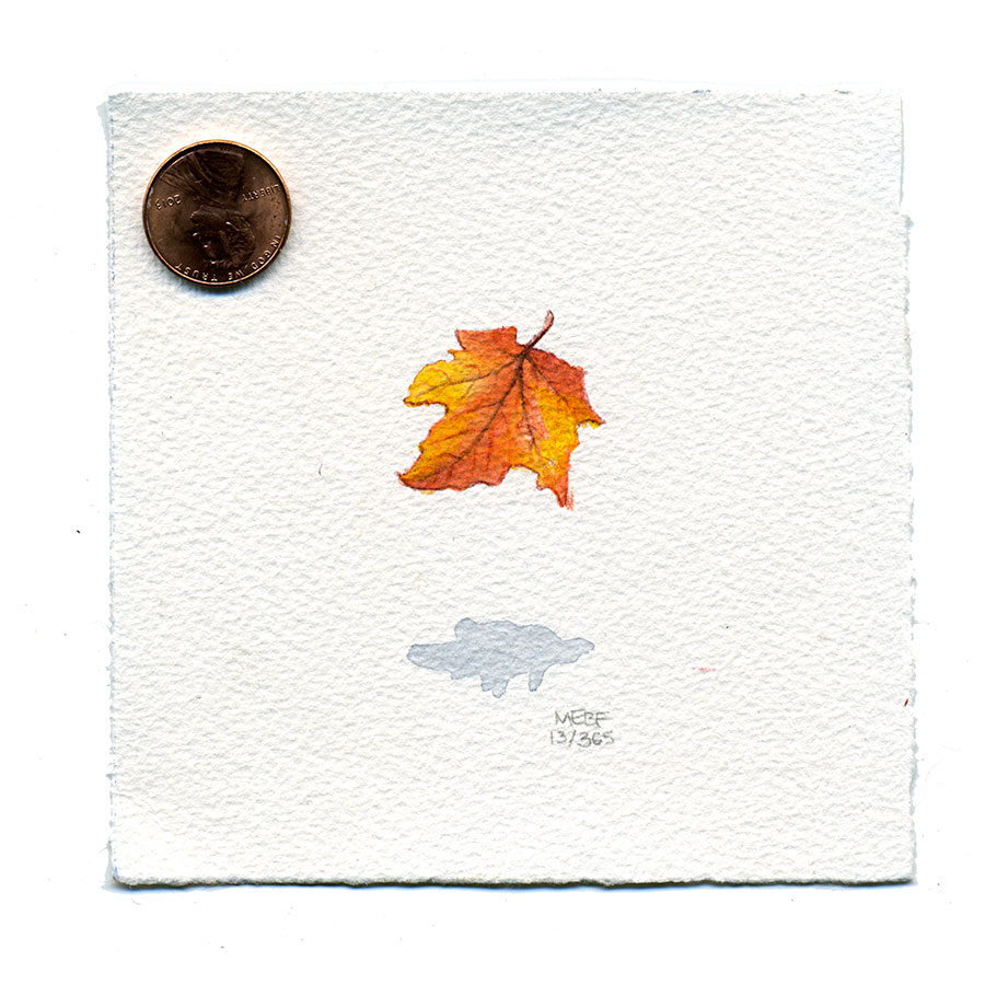 Suggested by Julie Saul | Watercolor