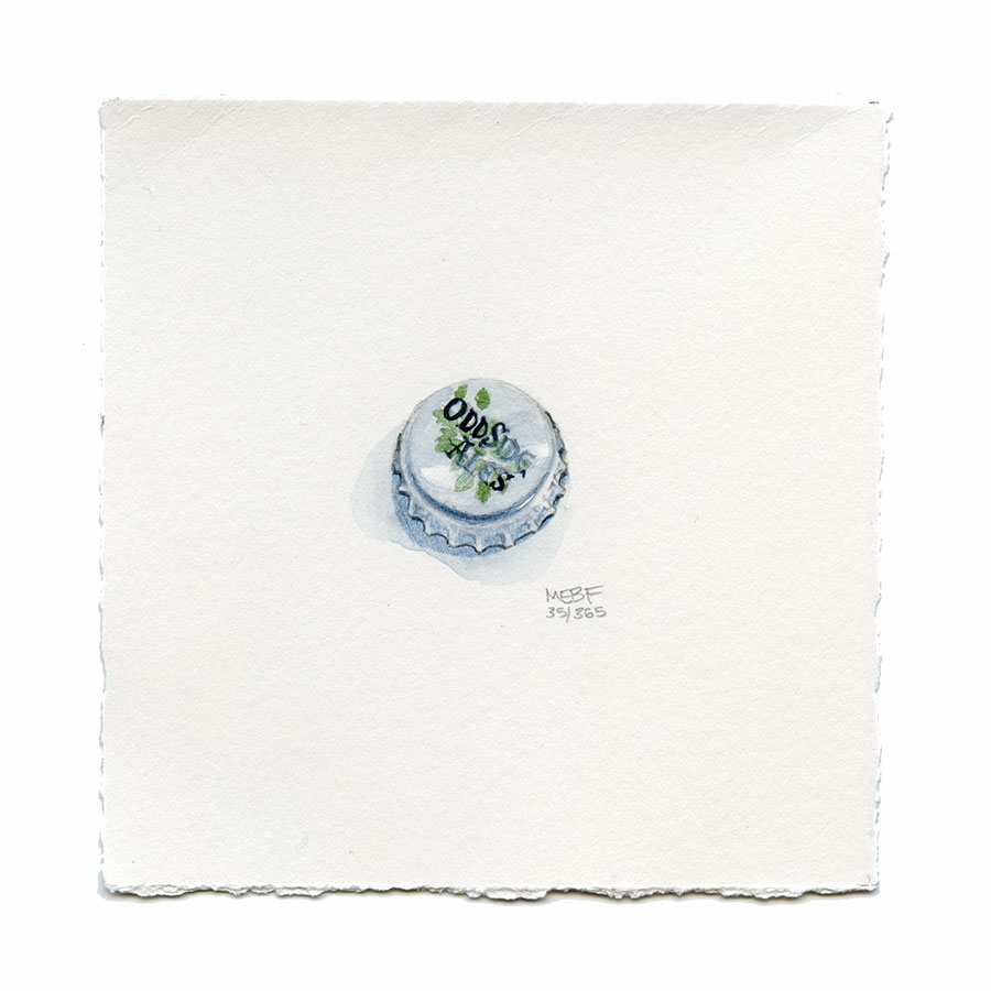 Suggested by Ryan P. | Watercolor, verithin colored pencil