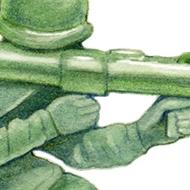GREEN -