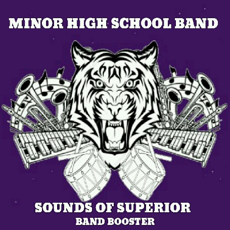 **BAND BOOSTER T-SHIRT DESIGN 2017-2018, ORDER NOW, THANK YOU**