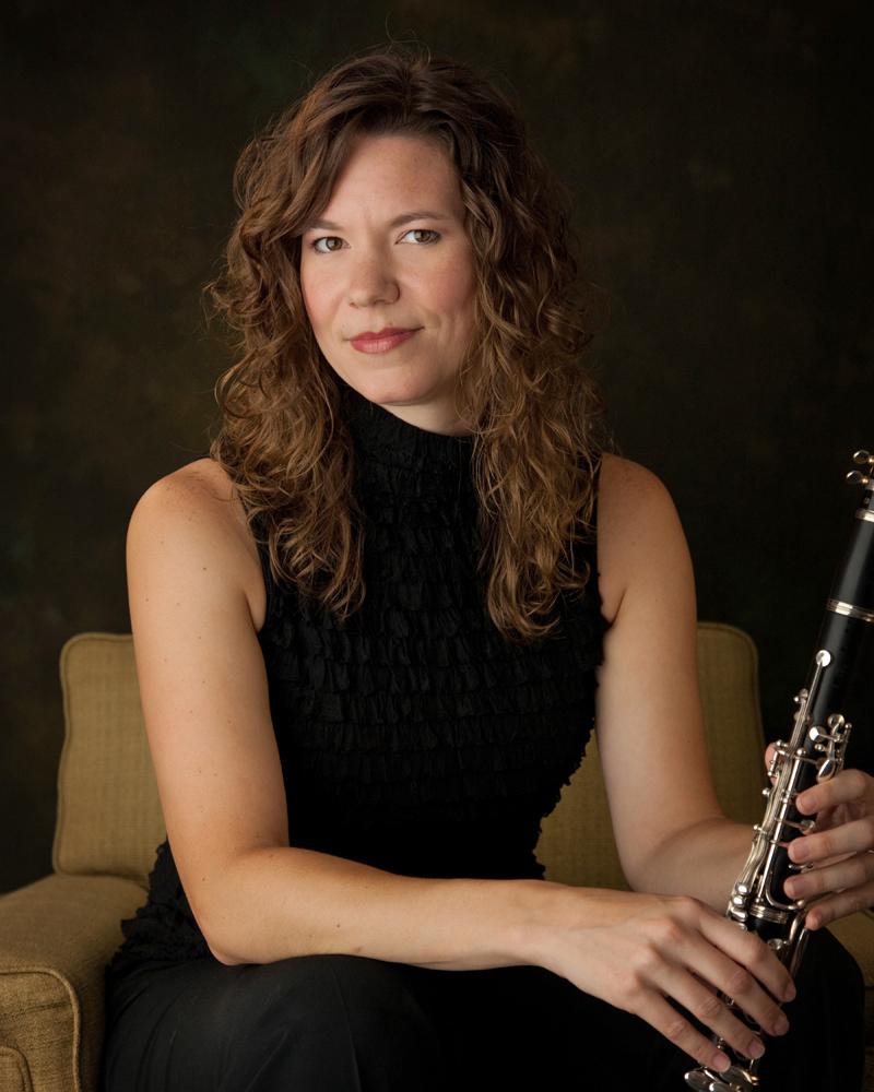 Emily Bowland, clarinet