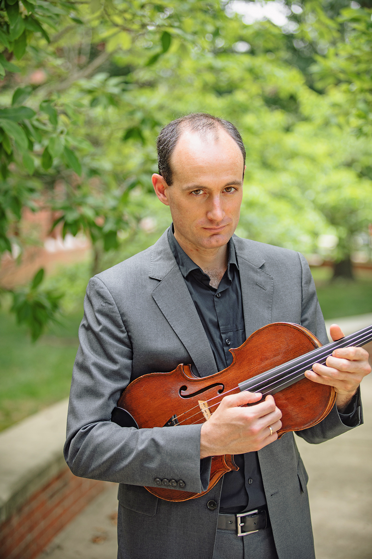 Andrew Braddock, viola