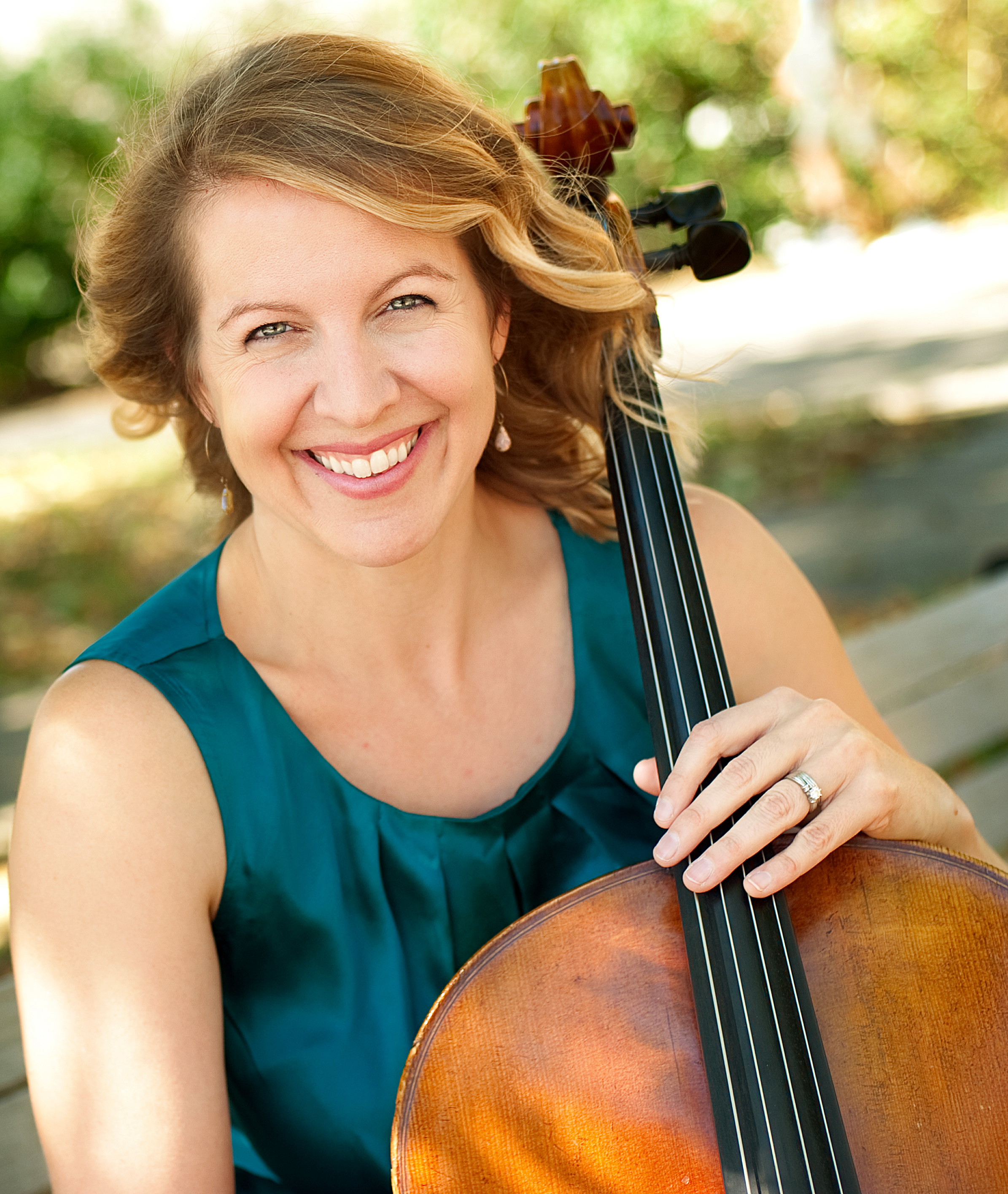 Sarah Berry, cello