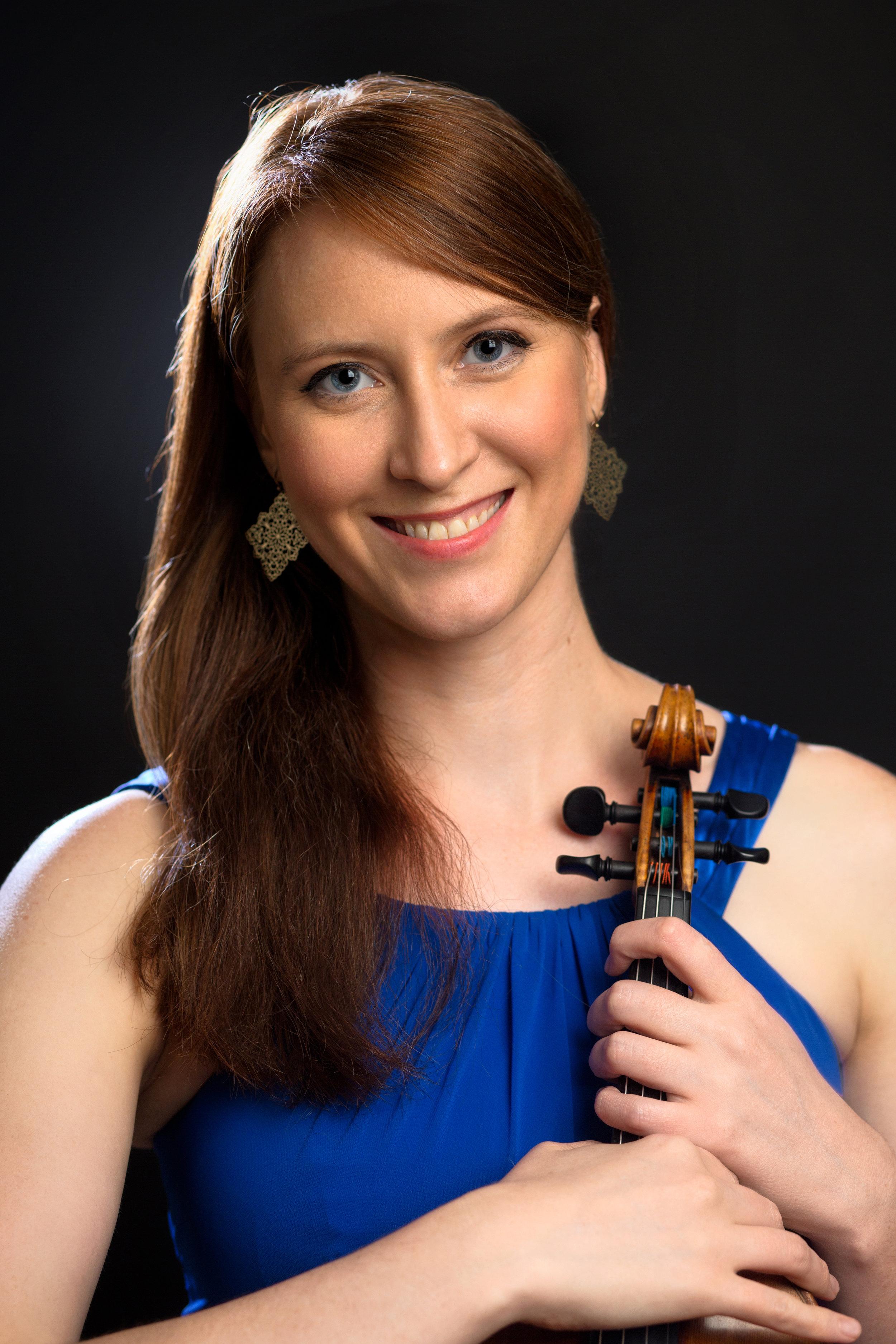 Wendy Case, violin