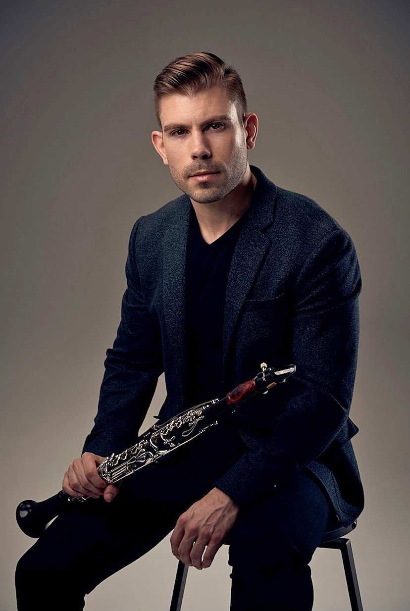 Mark Cramer, clarinet