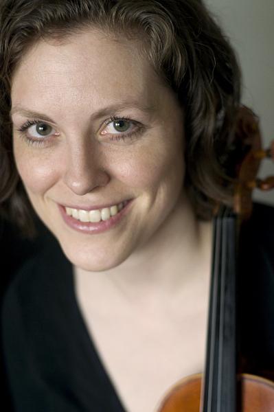 Emily Hanna Crane, violin