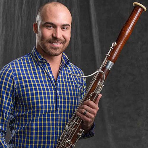Thomas Crespo, bassoon