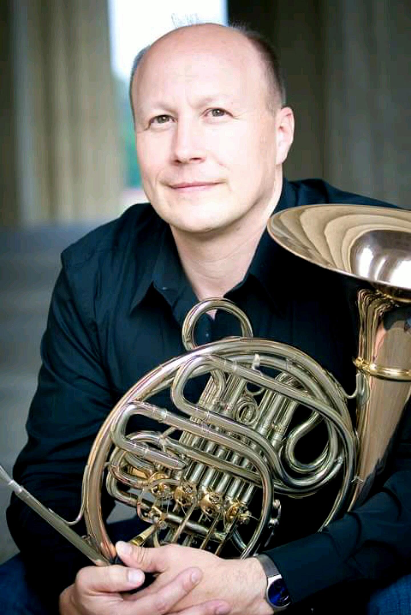Harry Ditzel, horn