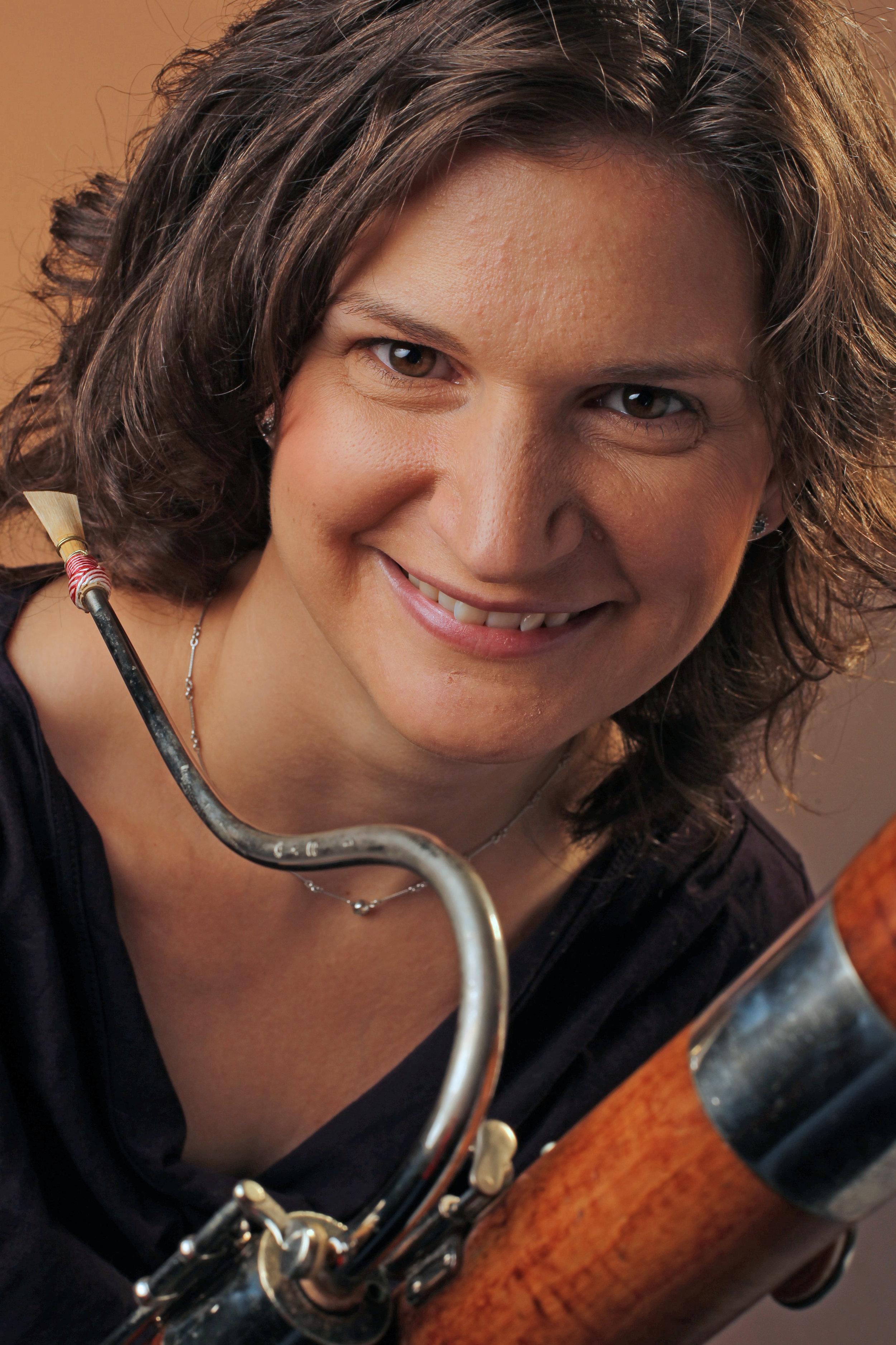 Laura Hauser, bassoon