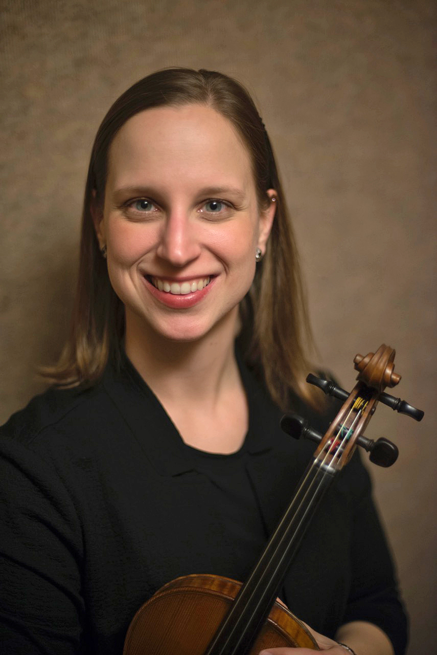 Amy Helman, violin