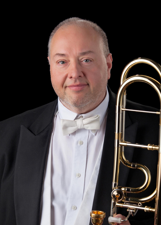 Prentiss Hobbs, trombone