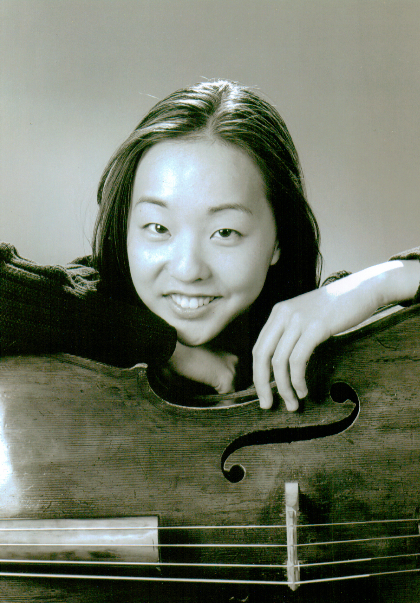 Christine Kim, cello