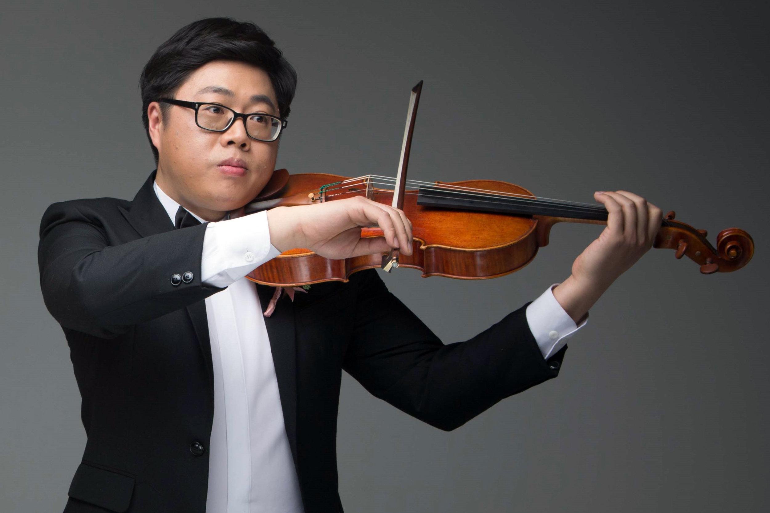 Wooram Kwon, violin