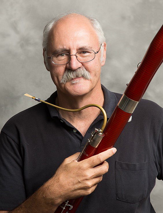 James A. Lotz, bassoon