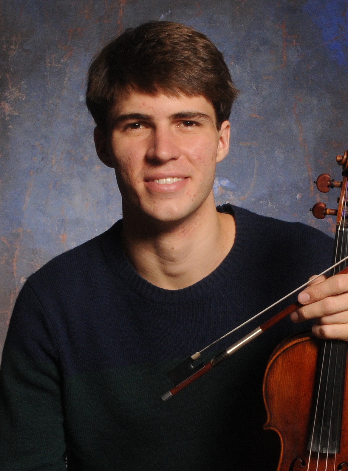 George Meyer, violin