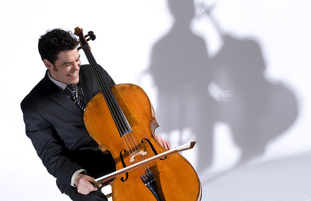 Michael Samis, cello