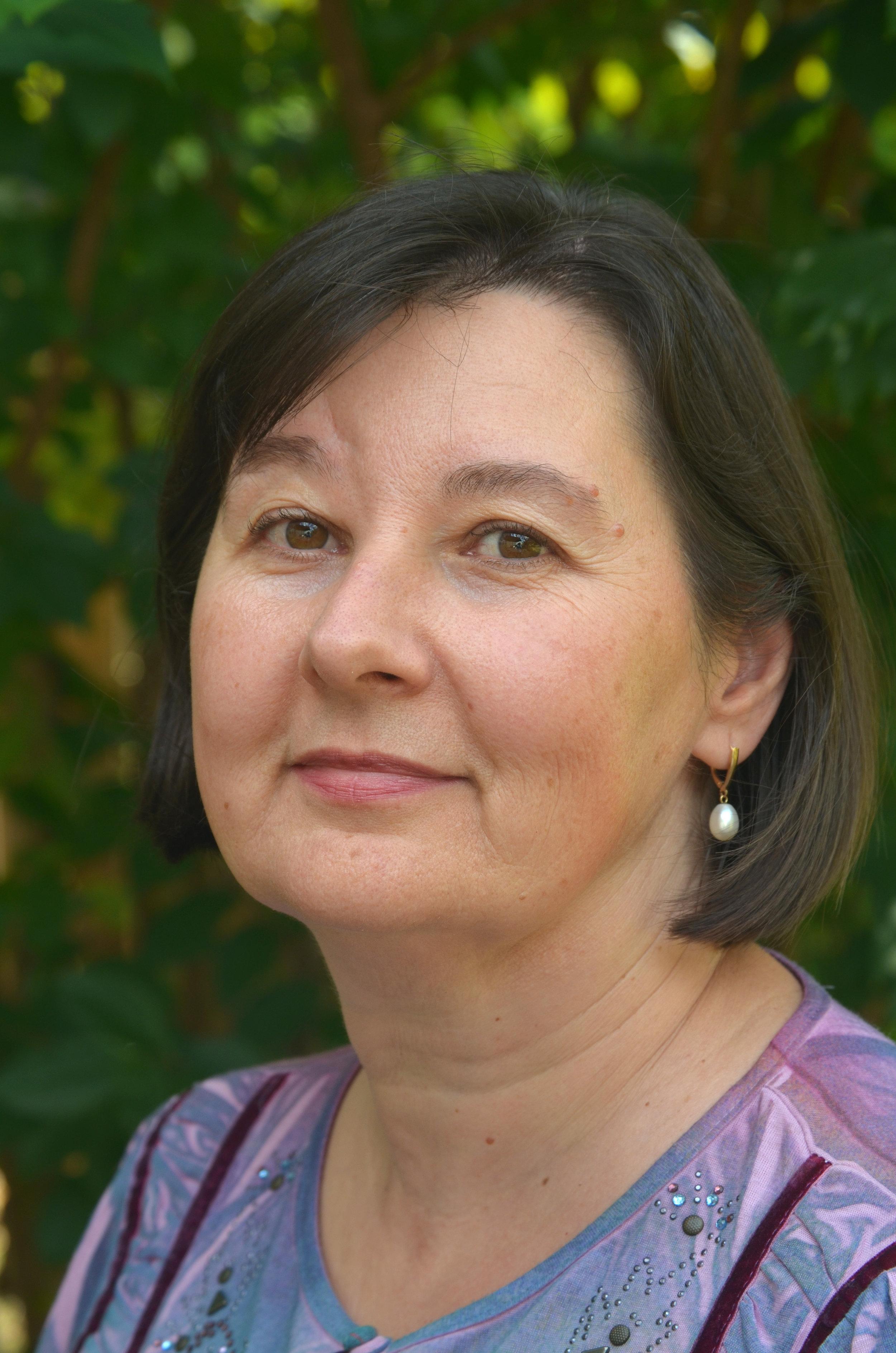 Simona Rusu, viola
