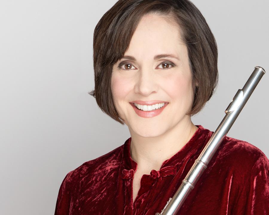 Carolyn Treybig, flute, piccolo