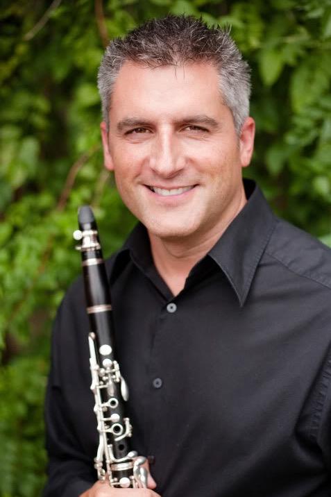 Todd Waldecker, clarinet, bass clarinet
