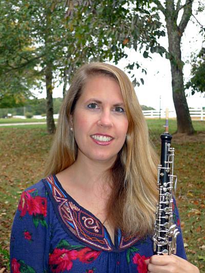 Rebecca Van de Ven, oboe