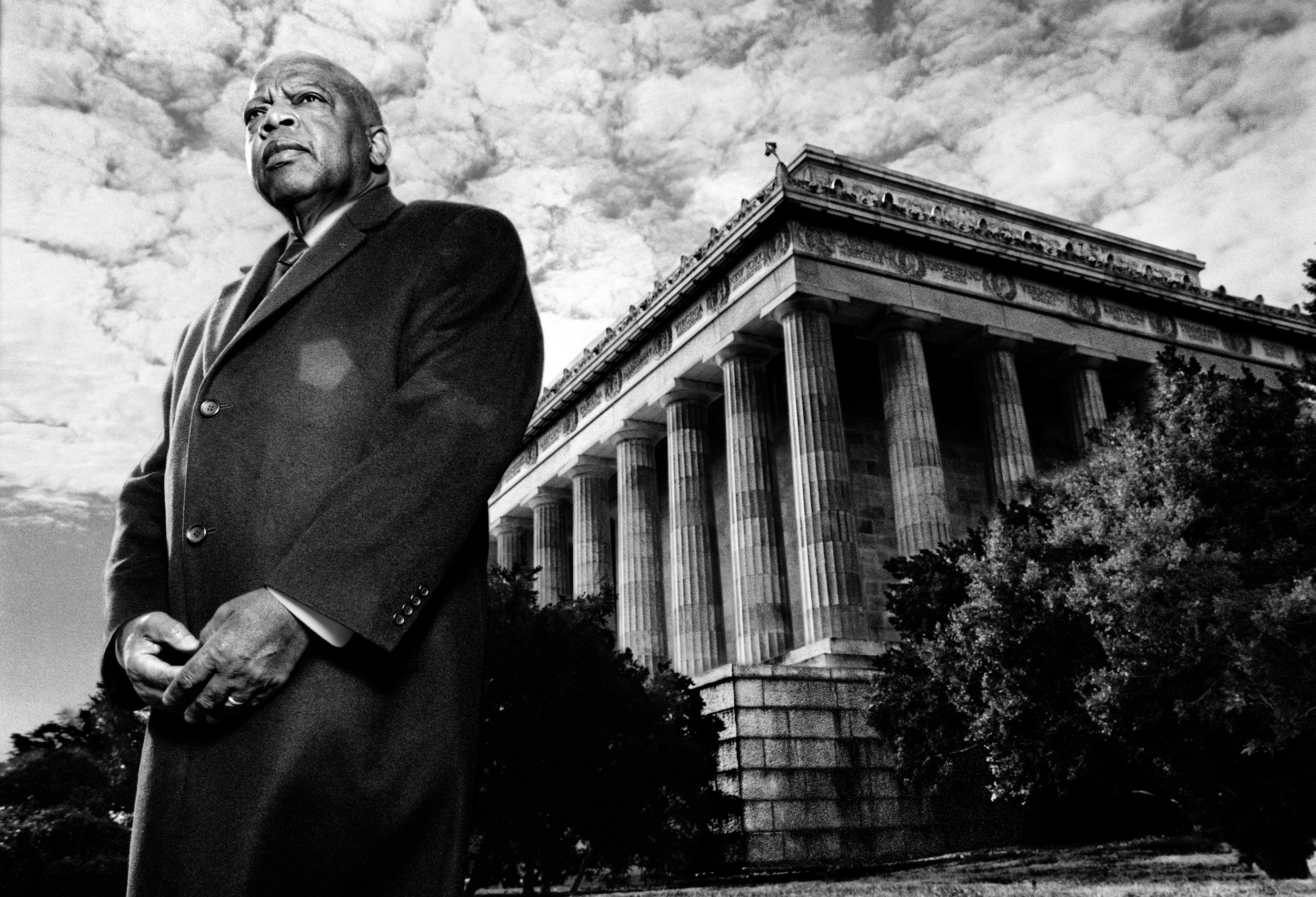 Congressman John Lewis | Washington DC | 2010