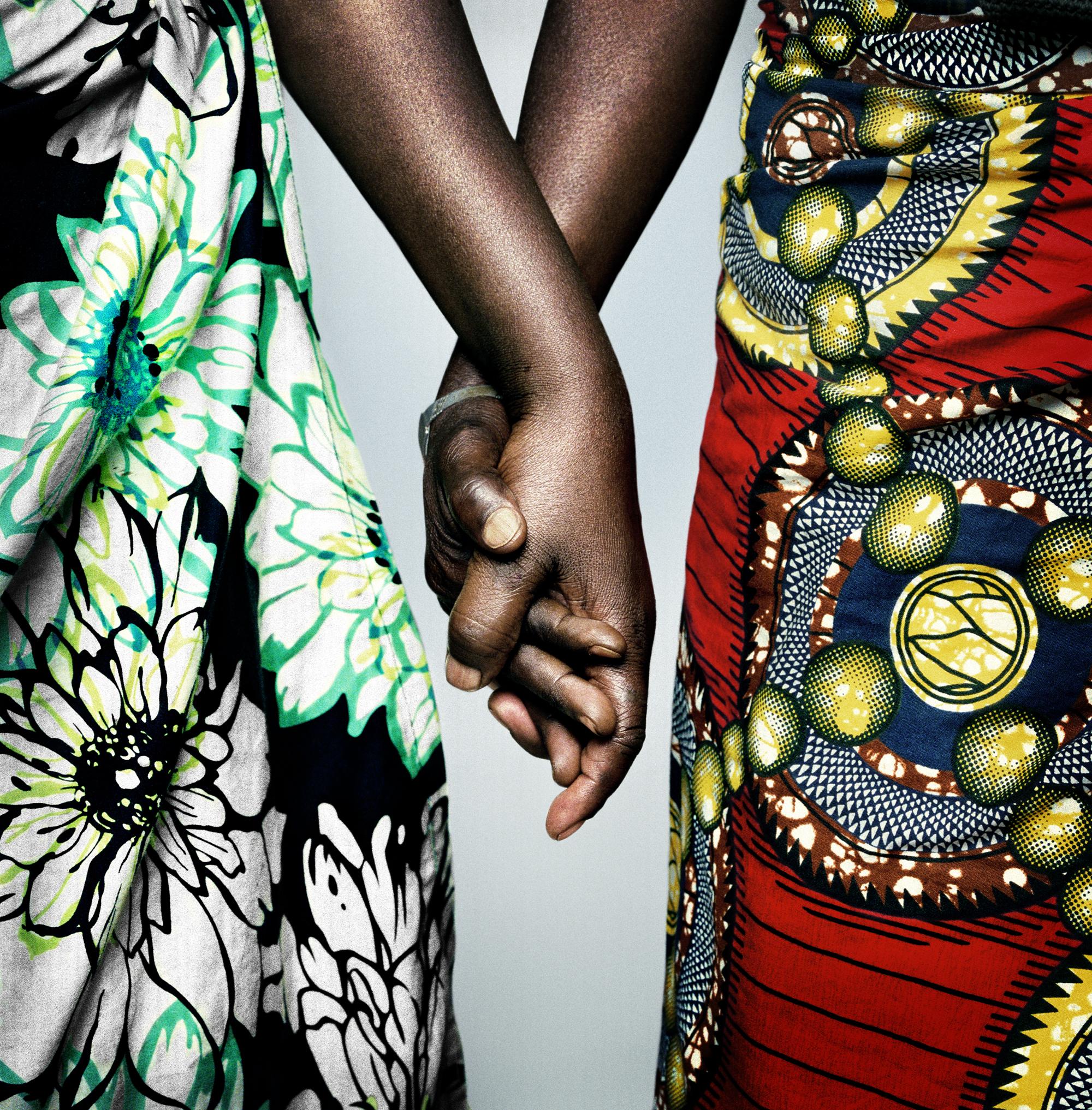 Nabintu Bigosi, 48, and Nvunanwa Zirimwaga, 50