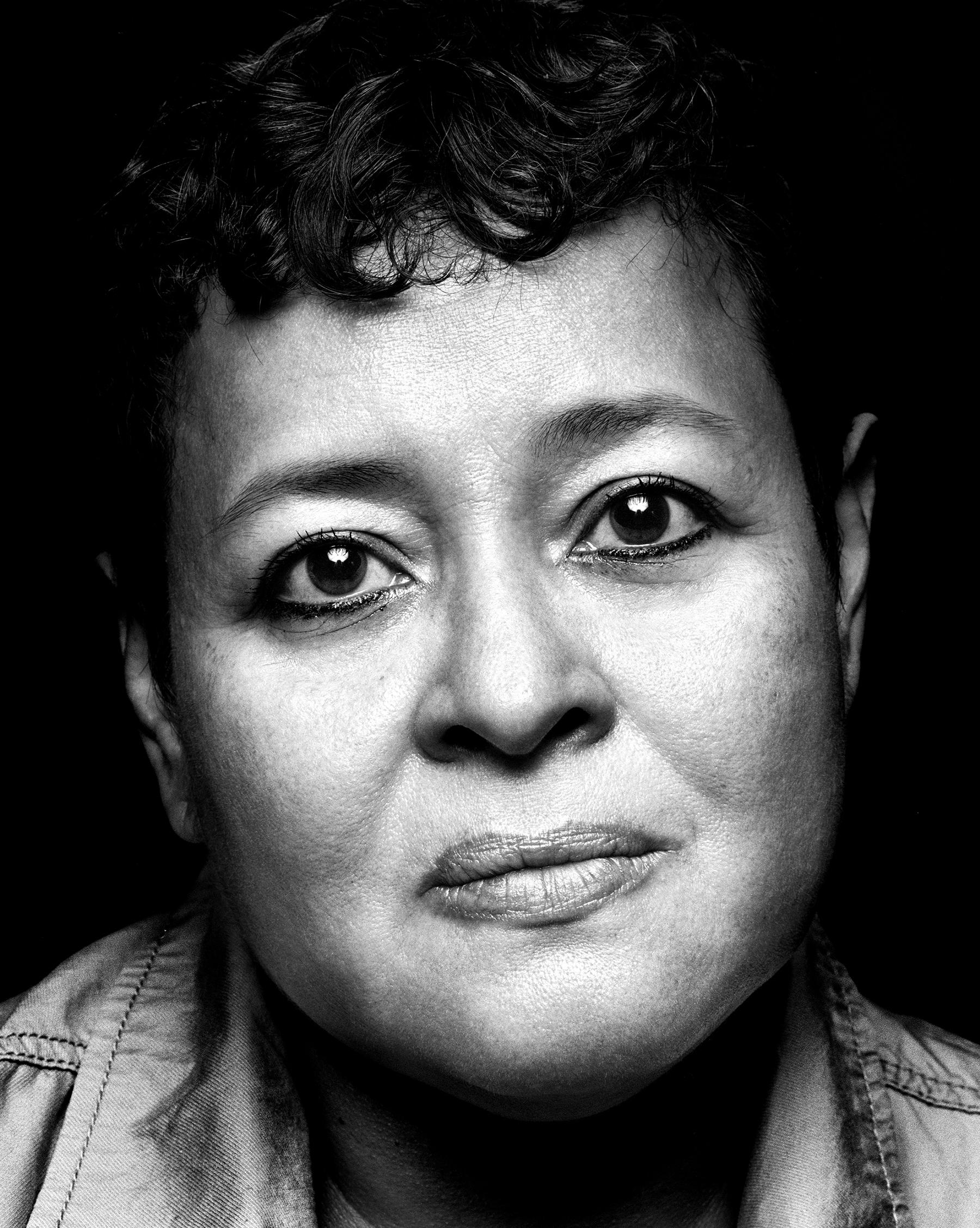 Alina Diaz. Photo by Platon for The People's Portfolio