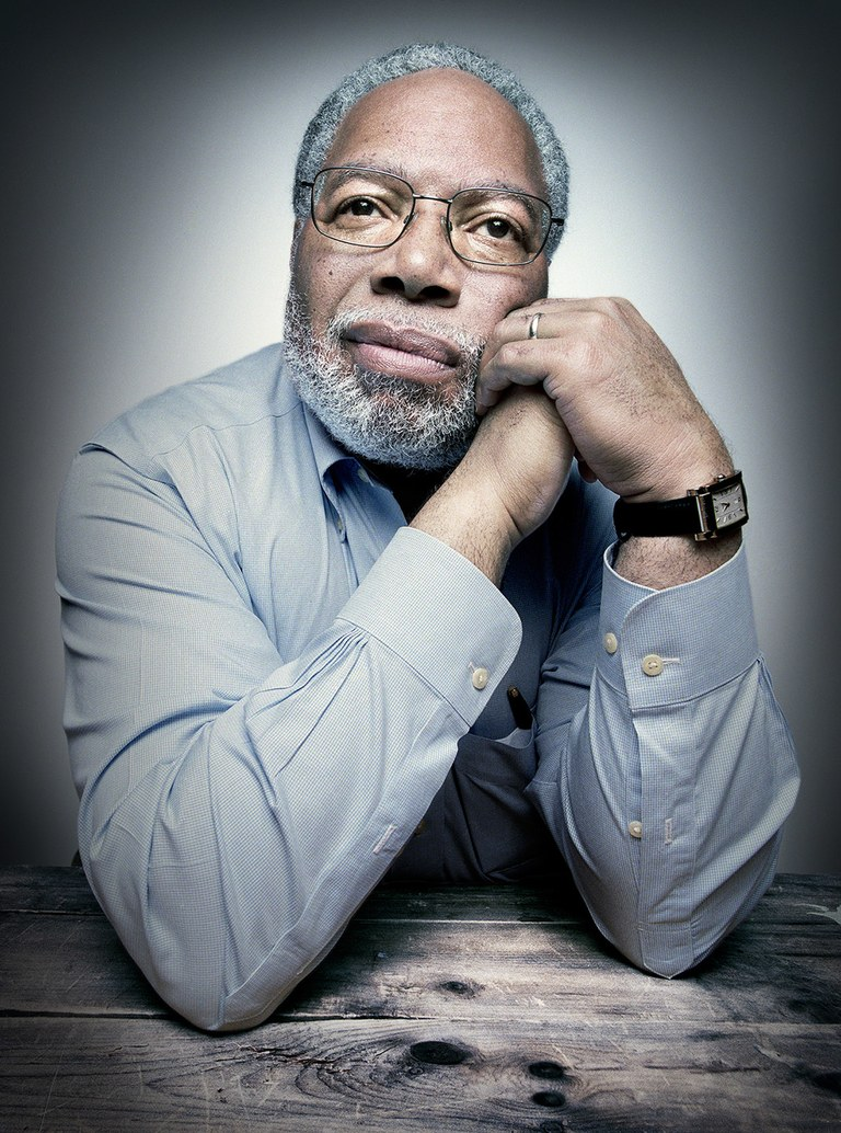 Lonnie G. Bunch III. Photo by Platon for The People's Portfolio