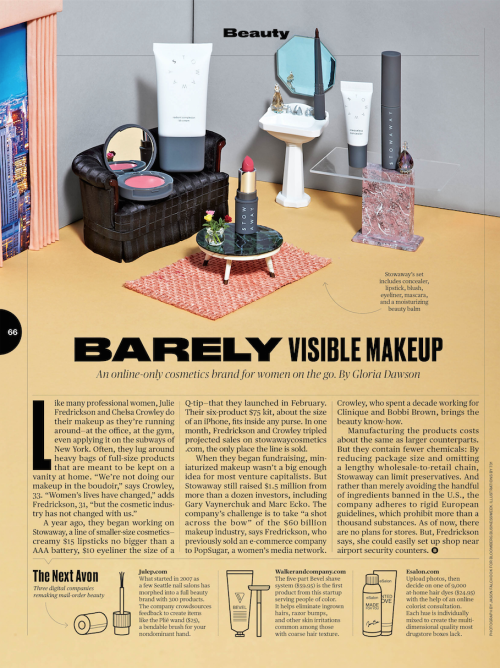 The latest still life I shot Bloomberg Businessweek is out now.