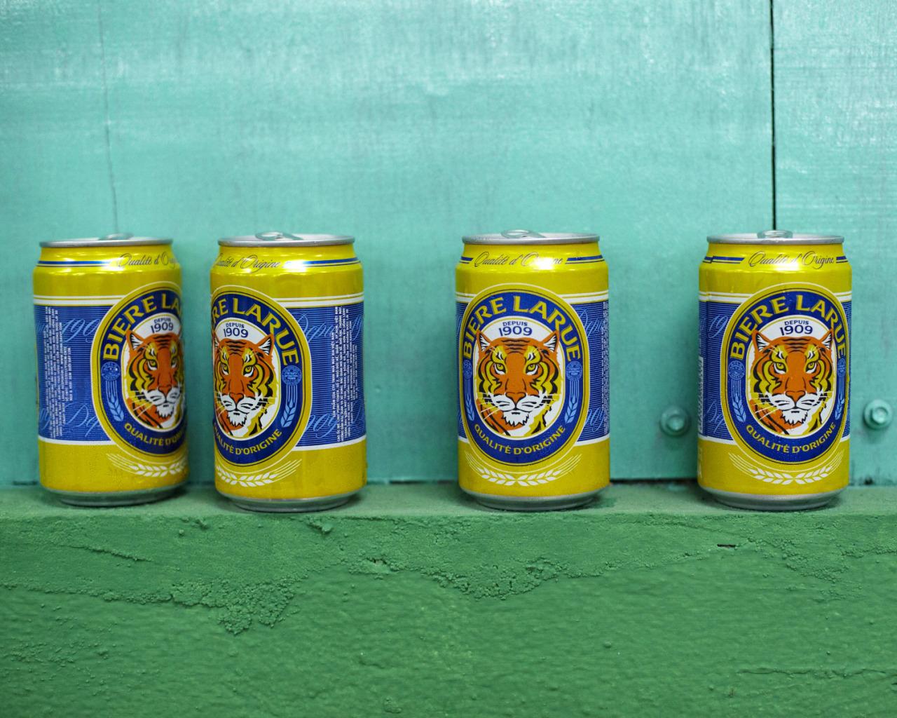 Biere Larue. Hoi An, Vietnam.