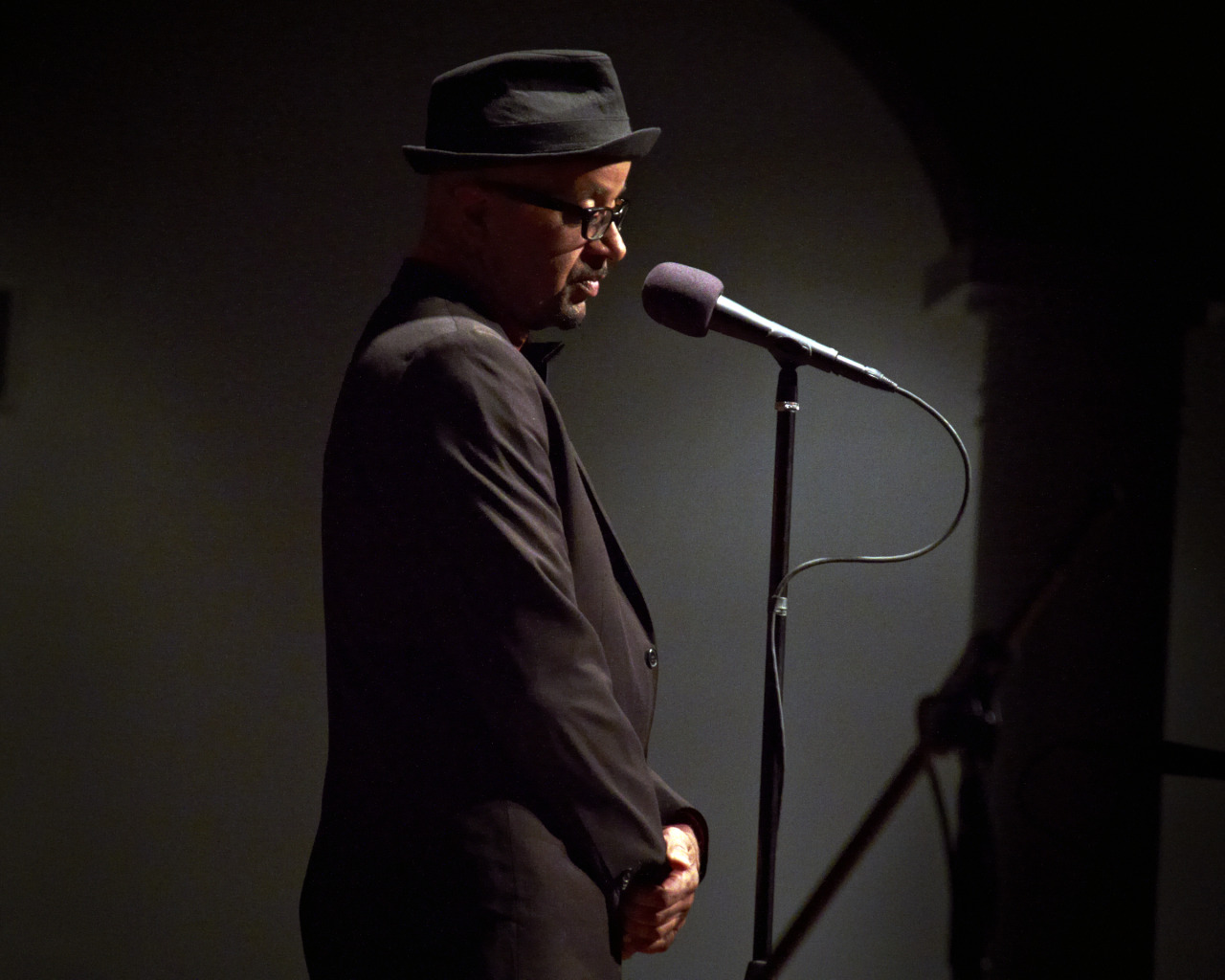 James McBride for the Moth.
