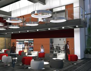 University Informatics / Technology Building