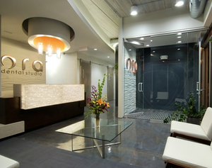 2 Point Perspective - Ora Dental Studio