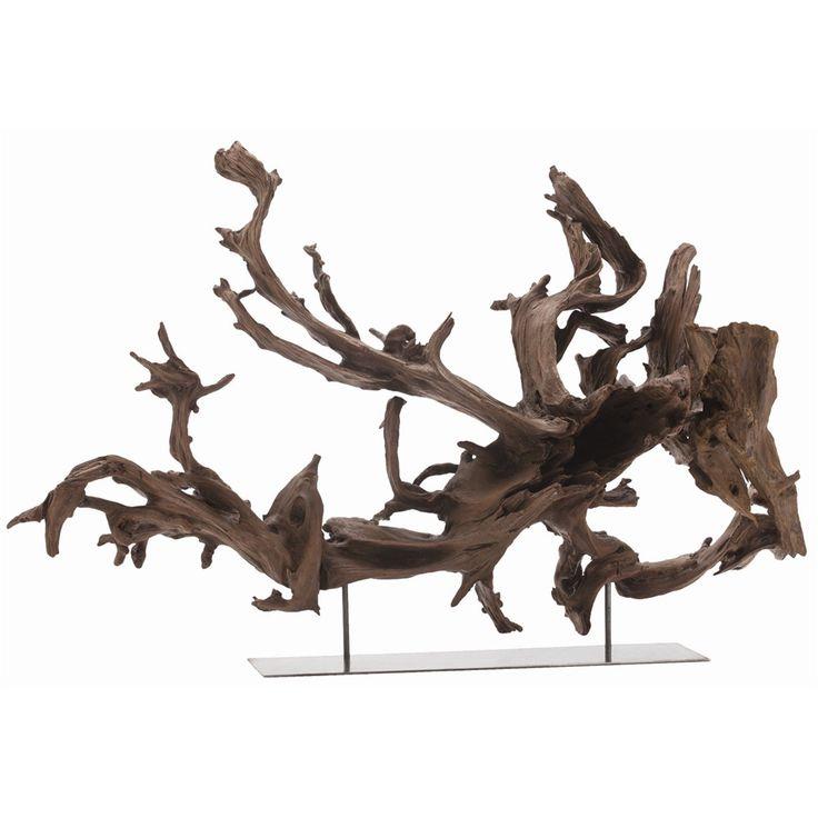 Another cool organic Arteriors sculpture.