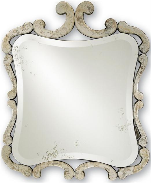 Currey & Co mirror.