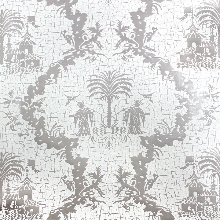 Scalamandre Chinese Gator Wallcovering